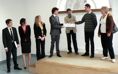 remise cheque